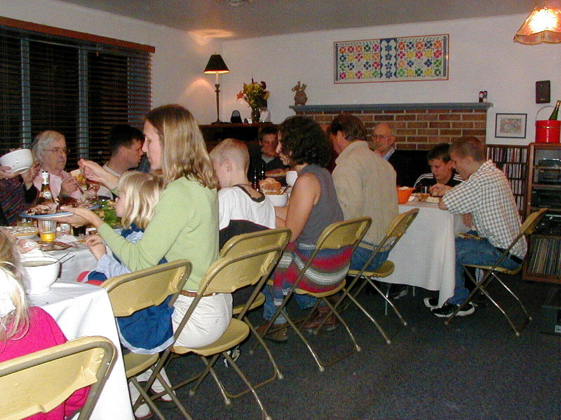 Thanksgiving 2000
